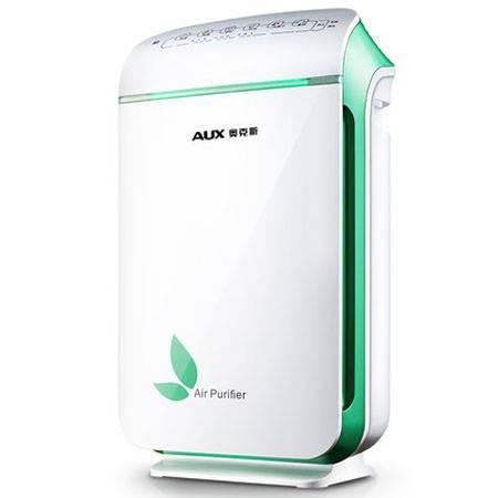 奥克斯空气净化器家用 卧室除甲醛PM2.5雾霾负离子杀菌除二手烟尘