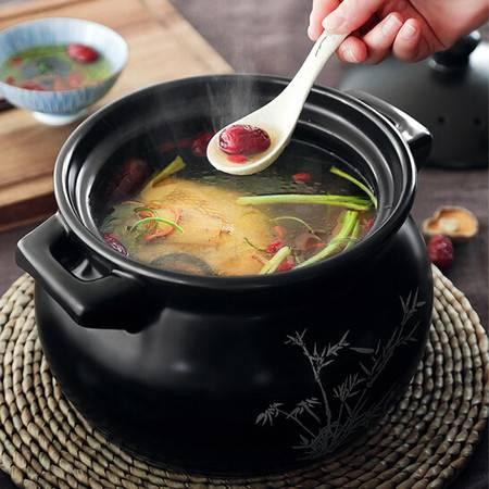 炊大皇/COOKER KING 古浓陶瓷煲TC52GL01沙锅煲汤锅炖锅明火家用