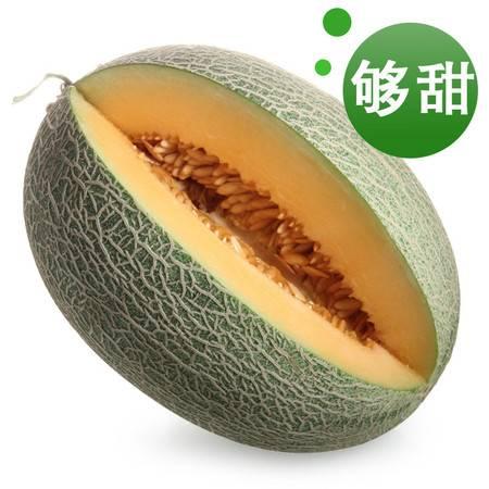 新疆哈密瓜当季新鲜水果西州蜜瓜甜瓜网纹瓜一箱多规格