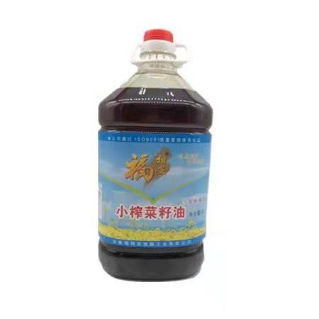 【太湖邮政助力乡村振兴】 福相安非转压榨菜籽油5L