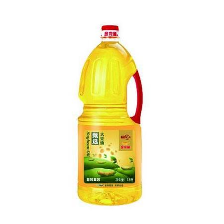 甄选大豆油1.8L