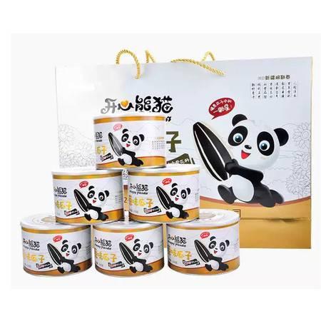 开心熊猫206克