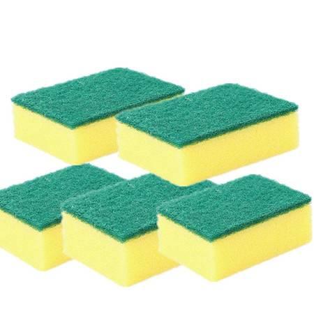 【5块装】厨房洗碗棉海绵块魔术擦强力去污