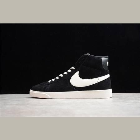 耐克Nike Mid Blazer开拓者男女复古休闲鞋高帮滑板鞋 9376-001