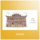【厦门馆】代写代寄鼓浪屿风光厦门大学邮资明信片