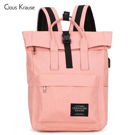 ClousKrause休闲背包潮流旅行双肩包CK-0018
