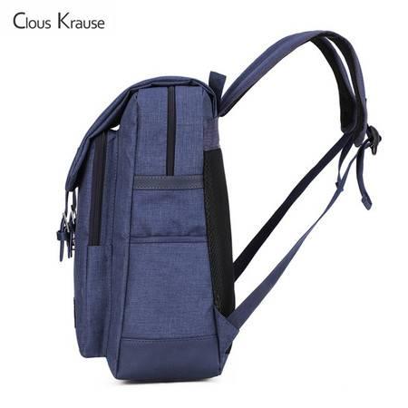 ClousKrause轻便简约休闲旅行双肩包CK-0801