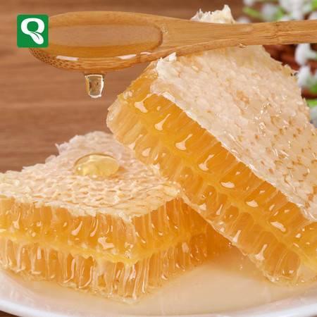 想亲乡味 想亲乡味攸县百花蜜蜂巢蜜1斤简装/2斤木盒装