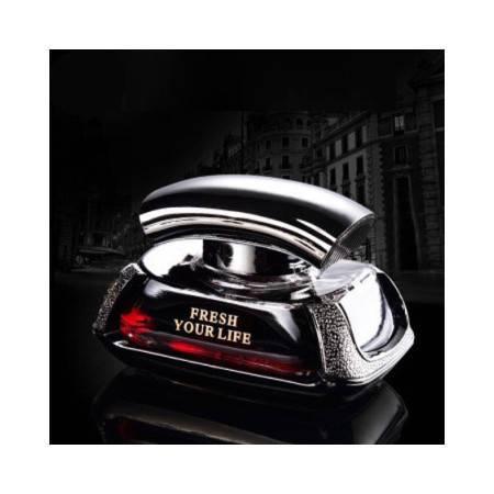 欧班尼 汽车香水车载香水摆件时尚香水汽车摆件汽车装饰香水座