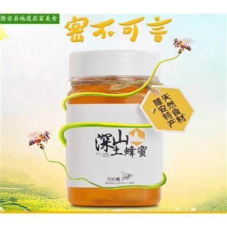 【土蜂蜜】500g/罐