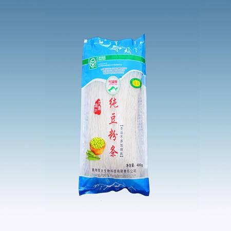 【大通振兴馆】雪域纯 PURE SNOW AREA 雪域纯 纯豆粉条 400g