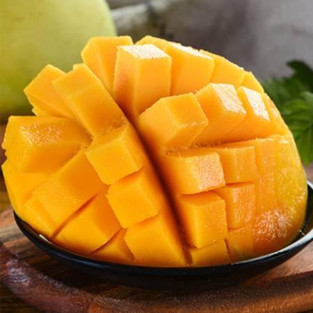玉芒果5斤装当季新鲜青芒果热带新鲜水果