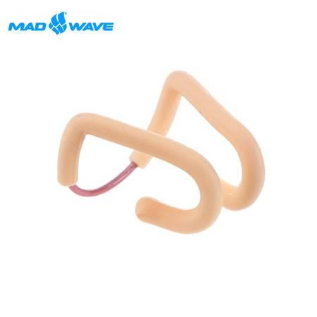 迈俄威madwave高弹性钢鼻夹 完整包装鼻夹M0714 02 0 00W