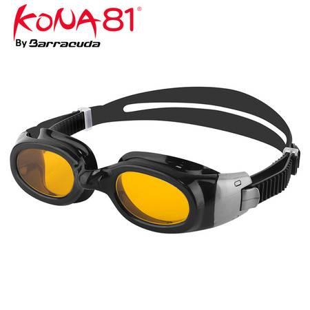 美国巴洛酷达KONA81系列新款泳镜  抗雾防紫外线一体式泳镜M33120