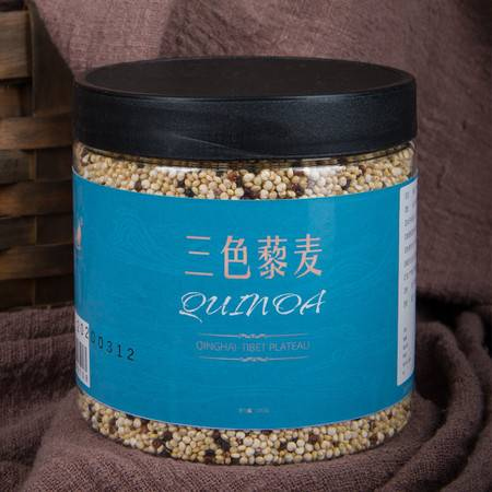 【青海 民和扶贫馆】金漠北白藜麦(新品上市,买一赠一)