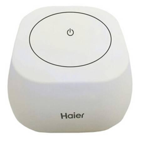 海尔/Haier 儿童空气净化器  小型迷你桌面空气净化器 KJ5F-HY01