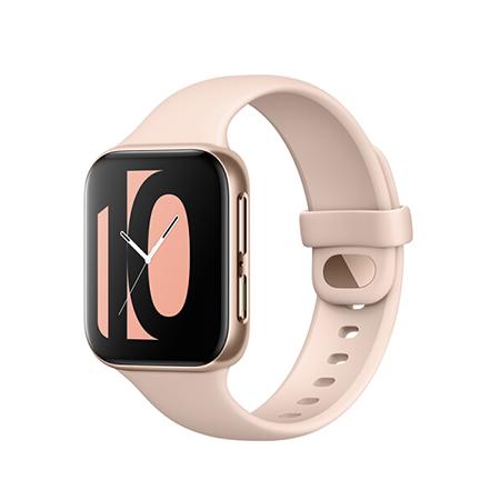 OPPO Watch 41mm粉金 智能手表