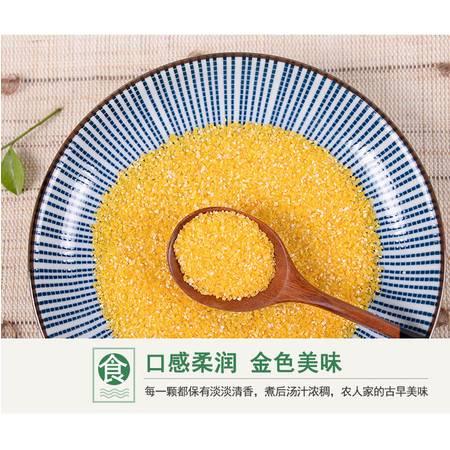 豫西3.04kg精品玉米糁