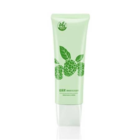 月容雅妆诺丽果酵素新肌洗面奶100g/支
