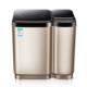 【2019积分】CHANGHONG/长虹洁立方全自动双桶11公斤免清洗子母大容量洗衣机婴儿童加热洗