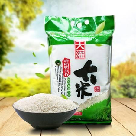 范县大米天灌5kg大米无添加原产地生态大米