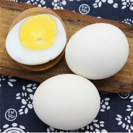 黄河滩区农家散养土鹅蛋 6枚 单枚120g左右