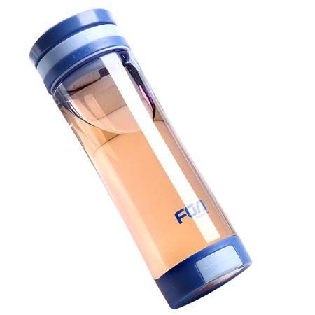 富光随手杯子FS1093男女士便携带盖过滤带手提大容量泡茶杯600ml支架款