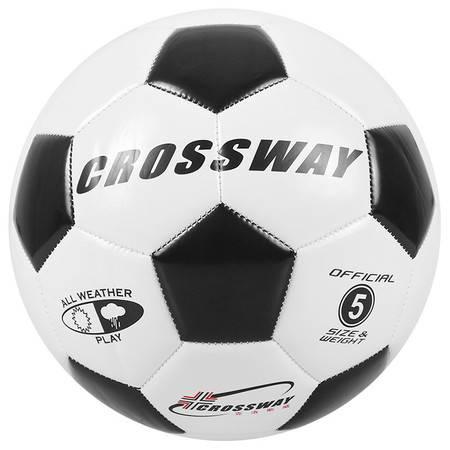 克洛斯威crossway 克洛斯威 成人五5号PU皮足球训练比赛用球小学生儿童耐踢耐磨
