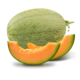 新鲜哈密瓜