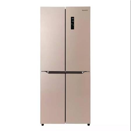 创维风冷无霜冰箱,型号:BCD-393WY丝金  如皋免费送货上门安装,南通包邮,华东地区配货