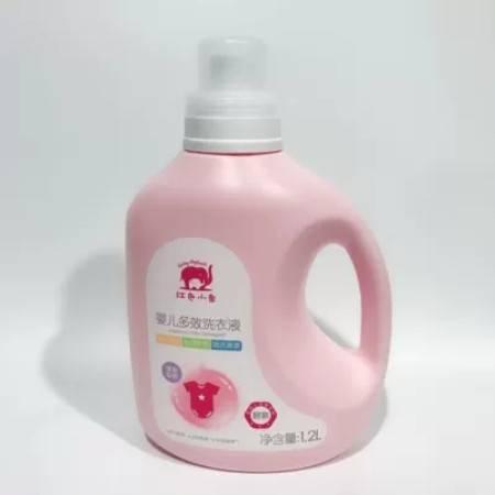 【达州邮政】红色小象1.2L婴儿多效洗衣液(清新果香)