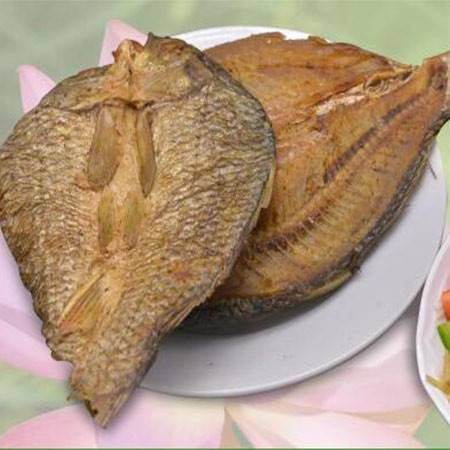 【精品农品】畲客货·农家鲤鱼干 500g