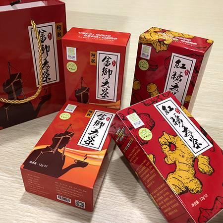 【景宁600】月子姜茶 红糖姜茶 12g*12
