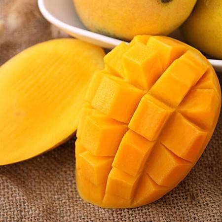 【领券立减5元】小台农芒果5斤/9斤包邮台芒热带新鲜水果无纤维丝超薄核鸡蛋芒