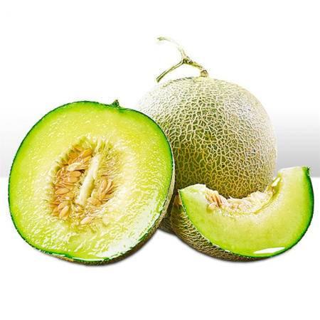 【领券立减5元】玫珑瓜5斤包邮 哈密瓜 网纹蜜瓜 新鲜现摘蜜瓜当季新鲜水果