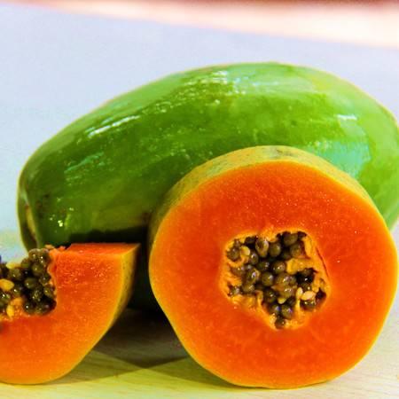 【泡沫箱包邮】海南红心木瓜5斤新鲜水果
