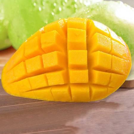 甜心密芒果8斤新鲜水果越南芒果水果