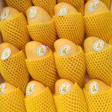 柬埔寨高乐蜜芒果8斤装新鲜水果热带芒果