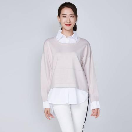 戎立特女假俩件套衫GCW502