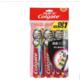高露洁/Colgate 适齿多效型牙刷买二送一套装 + 劲白茉莉白茶牙膏 90g