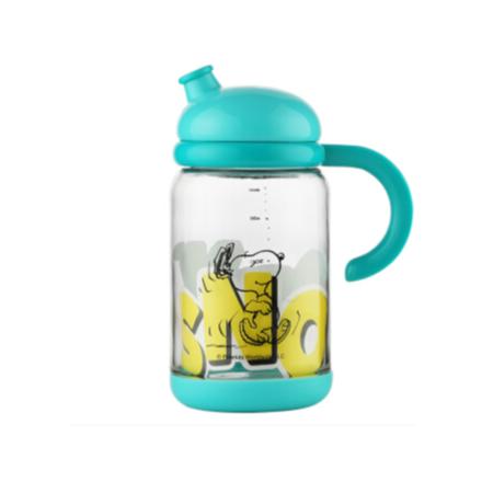史努比/SNOOPY 油壶卡通可爱材质PP+钠钙玻璃 厨房用品