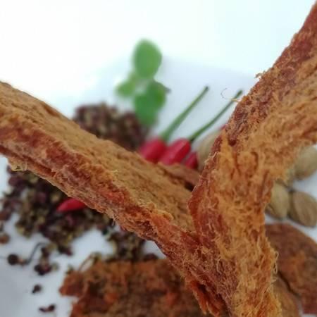 关岭【农家猪肉干】精挑细选 健康绿色的肉源 鲜香美味的口感200g元省内包邮