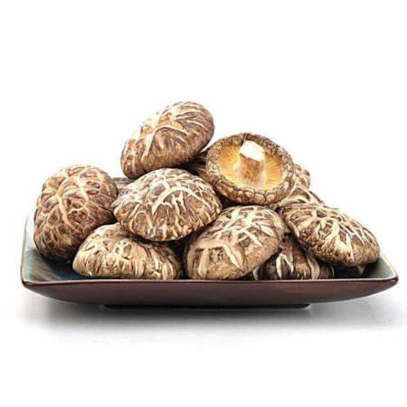 【邮政扶贫】保康椴木香菇花菇干货400g干香菇