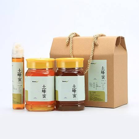 尚谷联合农业  土蜂蜜  500g旅行装58元