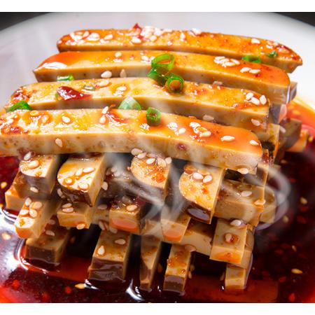 苗老表豆干凤凰腊肉炒香干卤豆干黄豆豆干