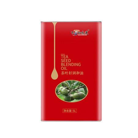 """【邮乐宁德馆】【寿宁专区】""""下乡的味道"""" 益脉生活茶叶籽油,茶叶籽调和油 5L"""