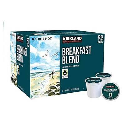 柯克兰/COSTOC 轻度烘培早餐咖啡胶囊