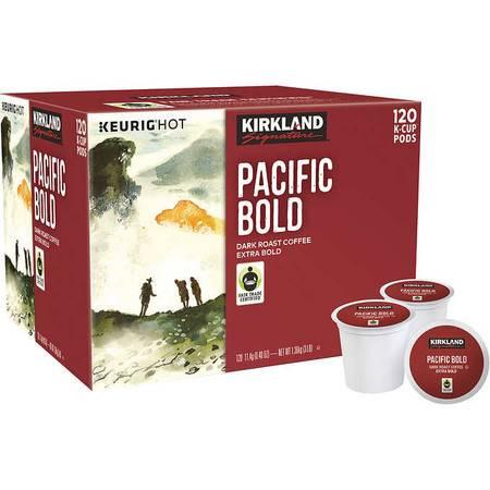 柯克兰/COSTOC 深度烘培太平洋咖啡胶囊