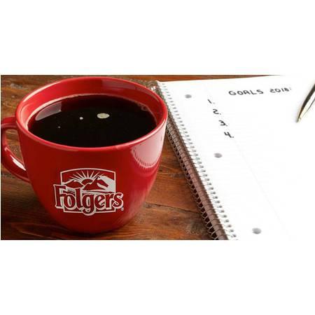 Folgers 经典烘培100%咖啡