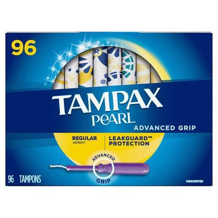 丹碧斯/TAMPAX 导管式棉条 普通流量  96个装